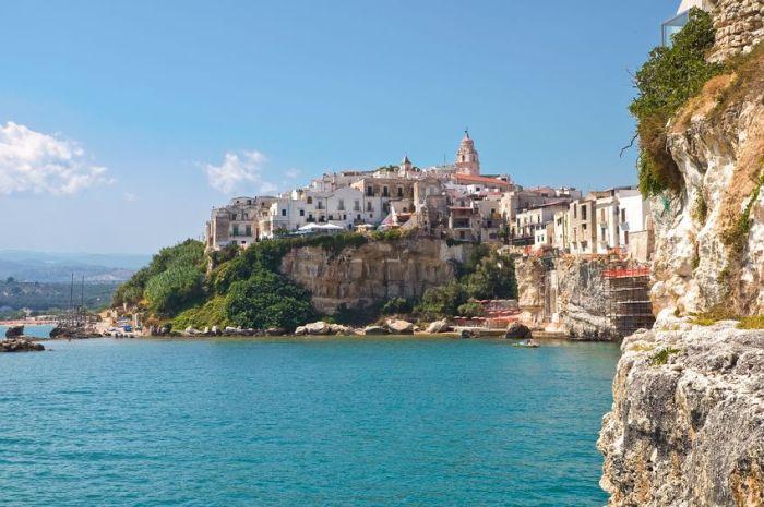 Puglia, Adriatic