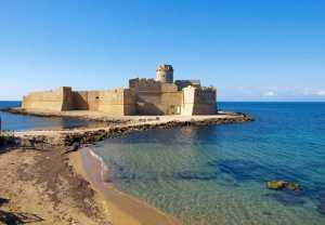 Le Castella, Italy, Calabria, Ionian Sea