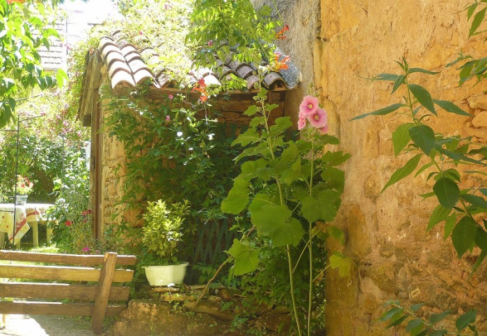 St. Léon sur Vézère, Dordogne, Perigord Noir, Plus Beaux Village de France