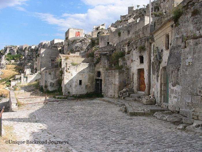 Matera, Basilicata, Italy, UNESCO World Heritage Site